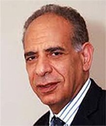 Prof. Magdy Ishak, Chair